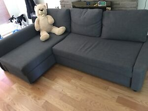 IKEA Friheten L Shaped Sofa Bed excellent condition
