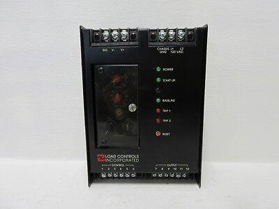 Load Controls Pcr-1820v Used Motor Load Compensator Pcr1820v