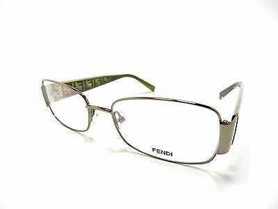 Fendi Eyeglasses 982 315 52mm 17mm 130mm New Authentic Fendi Case