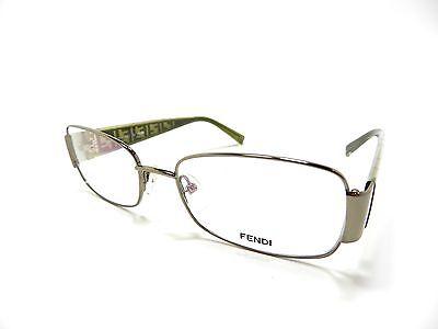 Fendi Eyeglasses 982 315 52mm 17mm 130mm New Authentic Fendi Case