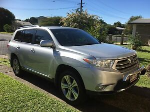 2013 Toyota Kluger Wagon Woree Cairns City Preview