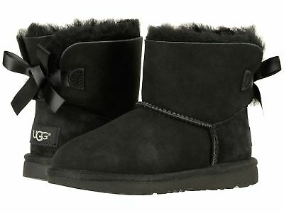 UGG Bailey Bow II Kids | Black (1017397K)](Bailey Bow Kids Uggs)