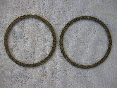 PAIR OF FORD 8N REAR AXLE OUTER BEARING GASKET 8N4225 HIGH QUALITY Outer Rear Axle Bearing