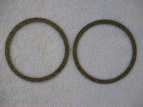 PAIR OF FORD 8N REAR AXLE OUTER BEARING GASKET 8N4225 HIGH QUALITY
