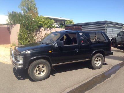 Nissan Terrano Turbo Diesel 2.7L 4x4 Alice Springs Alice Springs Area Preview