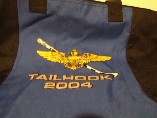 2004 Tailhook F35 Tote Bag Lockheed Martin - Grumman - Pratt & Whitney -BAE