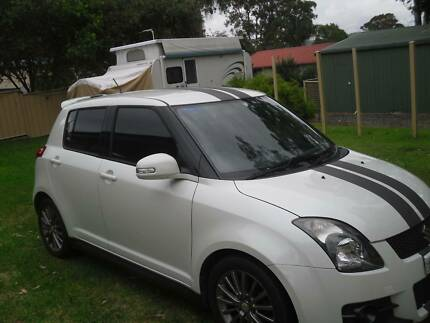 SUZUKI SWIFT SPORTS Moruya Eurobodalla Area Preview