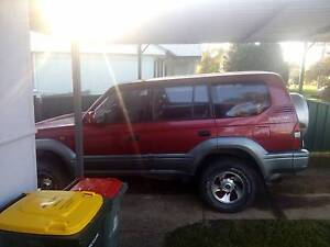 1998 Toyota LandCruiser Nowra Nowra-Bomaderry Preview