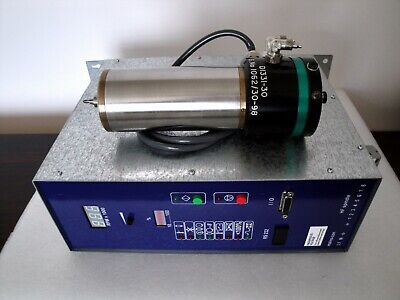 Westwind Precise Hf Spindle Motor High Frequency Adjustable Converter