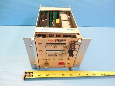 Ransburg Gema 72966 Power Supply Control Unit Industrial Surplus Oem Equipment