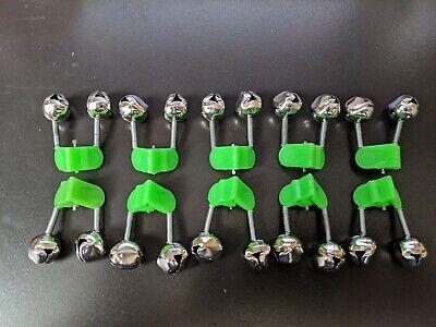 Pedal Bite Alarm for Carp Fishing Blue or Black Colours Optional: Red Green Illuminated /& Easy to Assemble FOX MK2 Illuminated Swinger Bite Alarm Sliding Weight Orange