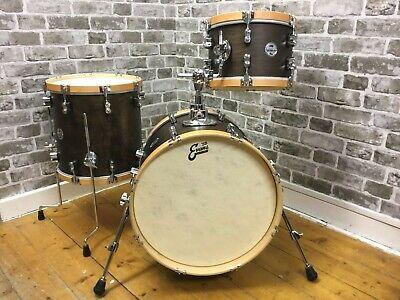 PDP by DW DRUMS PDCC1803WN Concept Classic 3-Piece Maple Bop Drum Set