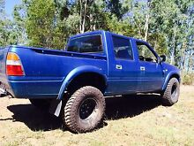 4x4 rodeo Gympie Gympie Area Preview
