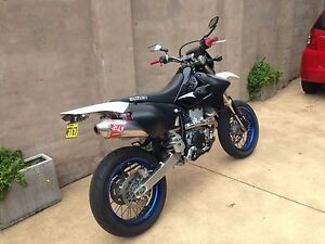 2010 Suzuki DR-Z400SM - New top end Forest Lodge Inner Sydney Preview