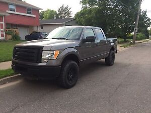 2010 f150 crewcab price negotiatable