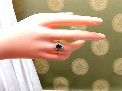 GIA Certified 1.47ct Natural Fancy Orange Brown Diamond Halo Ring  14 Karat 8