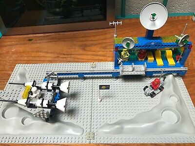LEGO Set 6970 Space Vintage Beta-1 Command Base de 1980 - Complet 100%
