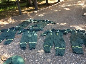 6 work coveralls