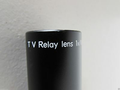 Nikon Tv Relay Lens 1x16eyepiece Photo Video