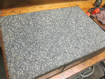 Rock Of Ages .000100 Accuracy Grade A 18 X 12 Table Top Surface Plate