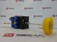 Kraus & Naimer KG20B Motor Disconnect Switch 25A 600VAC