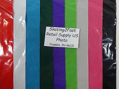 100 Qty. Low Density Bags 15 X 18 X 4 Merchandise Retail Shopping Bags Glossy