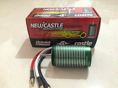 Neu Castle 1512 Castle Creations 1Y 1 8 Brushless Motor  2650Kv  Car Big Sale
