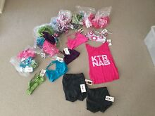Dance Clothing ex online store stock all brand new!$10 A PIECE! Cleveland Redland Area Preview