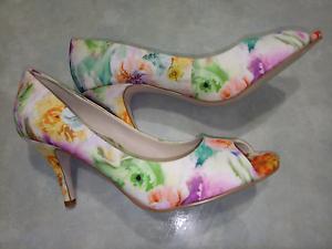 """Betts """"Eva 2"""" floral heels Freshwater Cairns City Preview"""