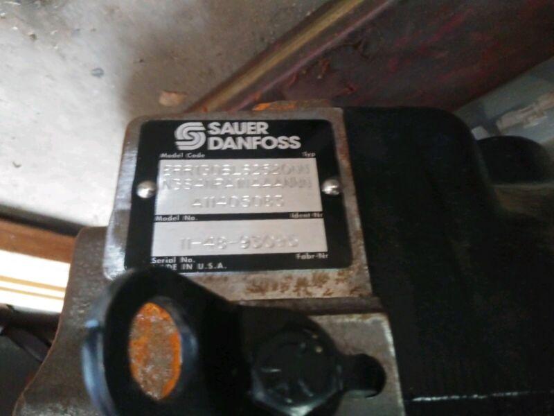 New Sauer Danfoss Hydraulic Motor 411405083