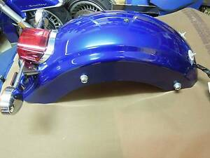 2010 FLH Road King Rear Mudguard complete Eden Hills Mitcham Area Preview
