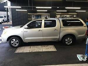 2006 Toyota Hilux Ute Greensborough Banyule Area Preview