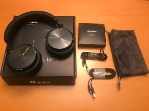 New Bluetooth active noise canceling over ear headphones