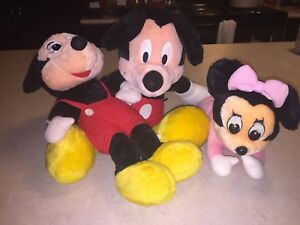 Mickey Mouse and Minnie Mouse Disney collection