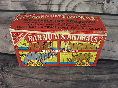 BARNUM ✅K-LINE NABISCO FLAT CAR W// CIRCUS ANIMAL CRACKER WAGONS