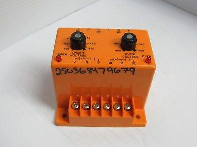 Diversified Electronic Voltage Band Monitor Pbc-480-a1e