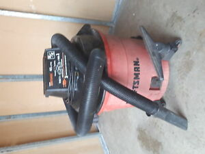 Craftsman 45 litre shop vac