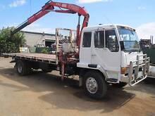 Mitsubishi Crane Truck FM515 Beaudesert Ipswich South Preview