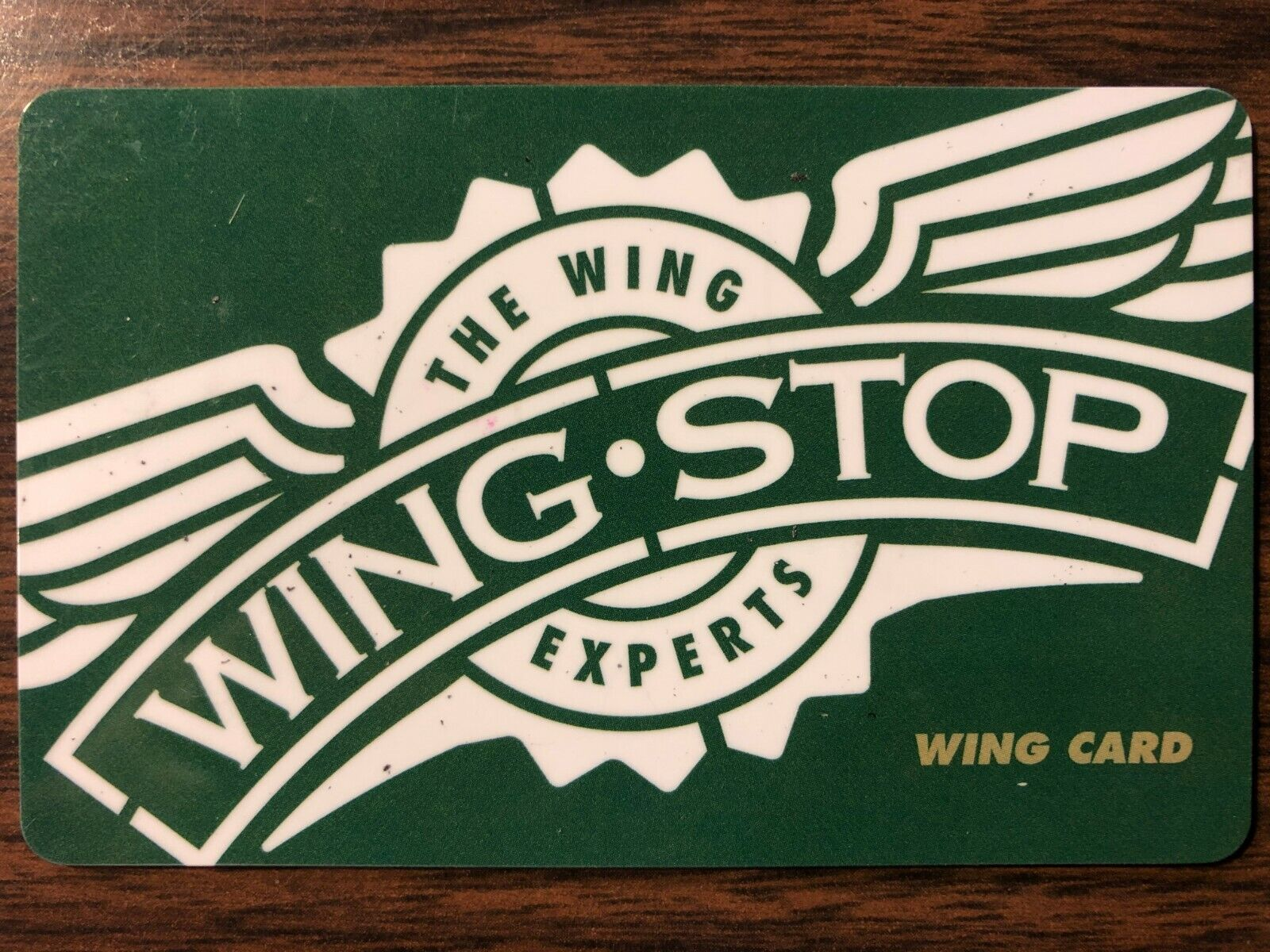 Wingstop Gift Card 100.00 Value. Free Shipping  - $76.00