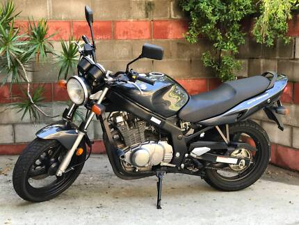 2012 Suzuki GS500 - Low k's - LAMS approved