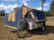 2007 12ft Customline Off-road Camper Trailer Yorklea Richmond Valley Preview