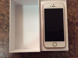 IPhone 5s rose