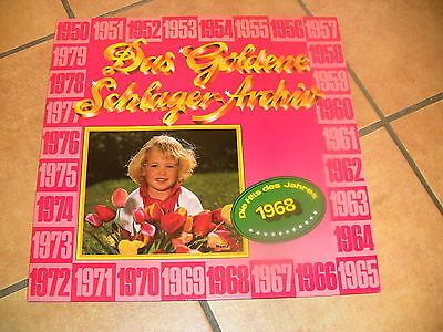 5/3 Das Goldene Schlager Archiv - Die Hits des Jahres 1968