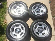 14x6 magnum jelly bean mag wheel suit chrysler valiant vf vg Greenwith Tea Tree Gully Area Preview