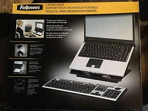 Support pour ordinateur portable Fellowes