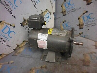 Baldor Cdp3310 33-2024z118 Hp 1750 Rpm Fr 56c Dc Direct Current Motor