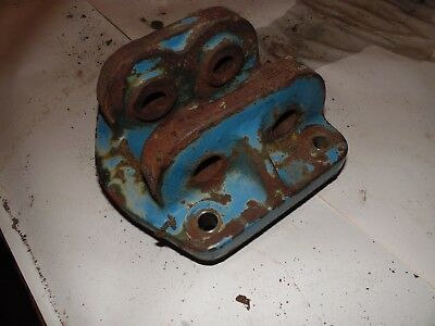 Ford 9600 Diesel Farm Tractor Top Link Bracket