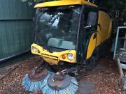 Street sweeper  Nelson Bay Port Stephens Area Preview