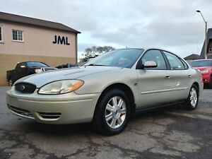 2004 Ford Taurus SEL, Immaculate Condition, No Body Rust, Low km