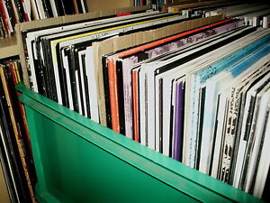 VINYL RECORDS COLLECTION - TRANCE, PROGRESSIVE HARD HOUSE TECHNO 12